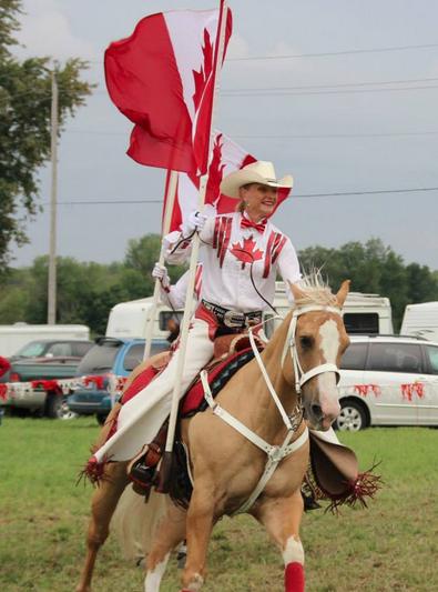 Canadian Cowgirls 187 Photo Finish