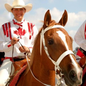 Chloe - Canadian Cowgirls Picture