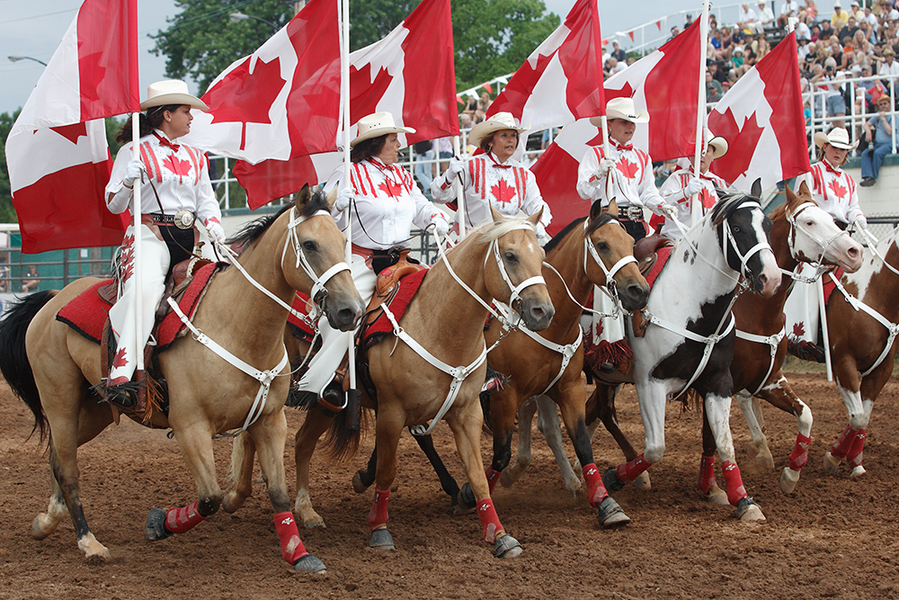 Canadian Cowgirls